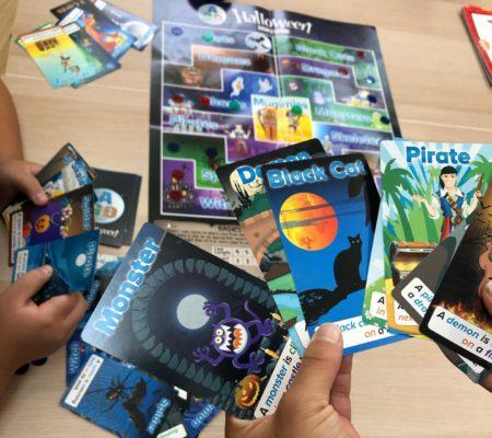小学生カードゲーム